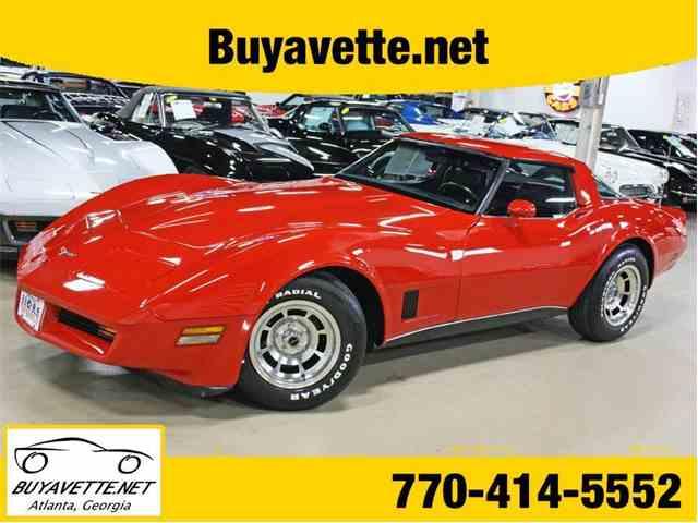 Picture of 1980 Corvette located in Atlanta Georgia - $25,999.00 - NMLQ