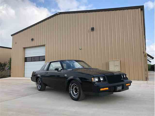 Picture of '87 Grand National - NMLW