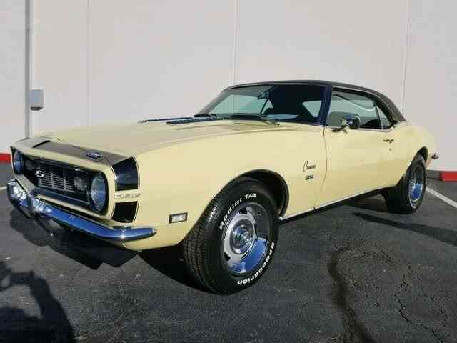 Picture of 1968 Camaro - NMLY