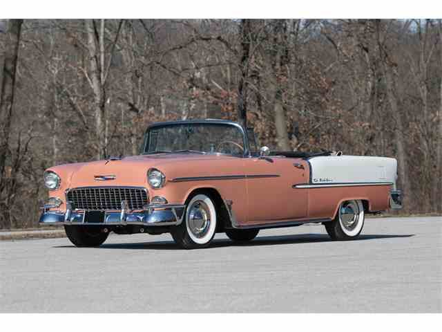 Picture of Classic '55 Bel Air located in Florida Offered by  - NMM5