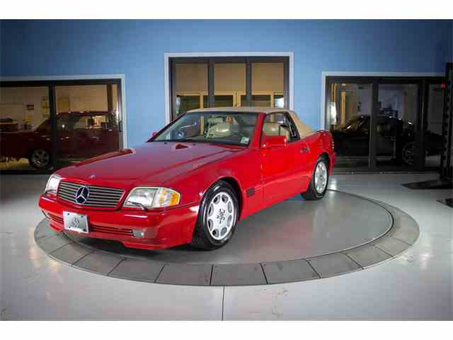 Picture of '91 Mercedes-Benz 500 located in Florida - $14,997.00 Offered by  - NMM6