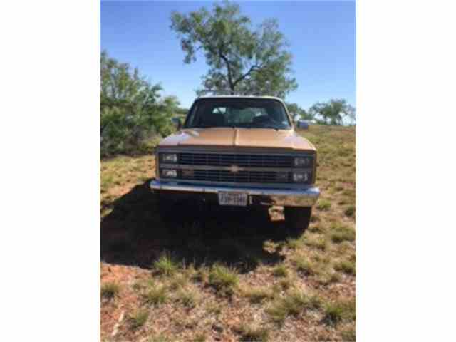 Picture of '84 Chevrolet Blazer Offered by a Private Seller - NKS8