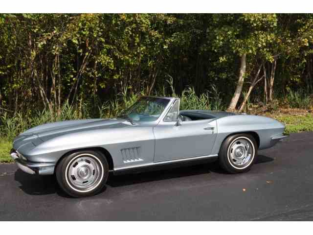 Picture of 1967 Chevrolet Corvette Auction Vehicle Offered by  - NMM8