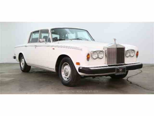 Picture of 1977 Silver Shadow II Offered by  - NMMH