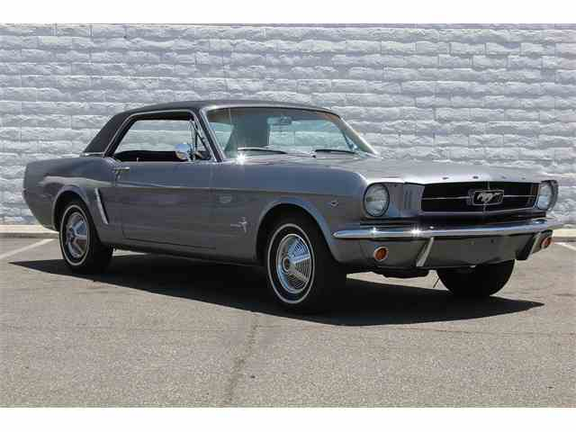 Picture of '65 Ford Mustang located in Carson California - $18,500.00 - NKY9