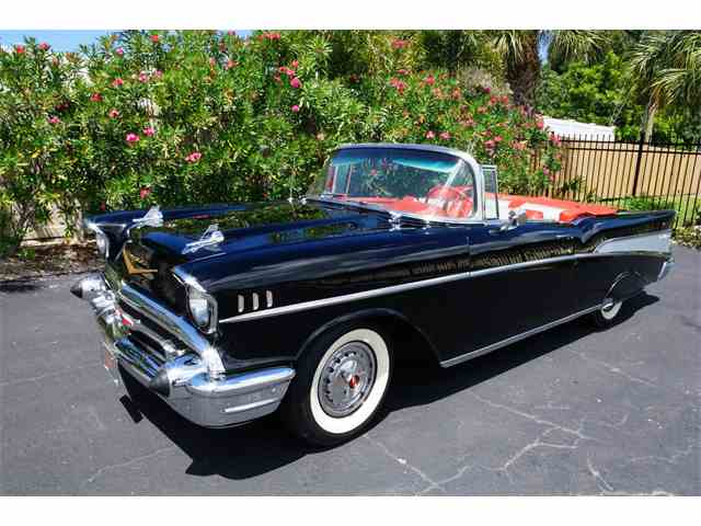Picture of Classic '57 Bel Air located in Venice Florida Auction Vehicle Offered by  - NMMQ