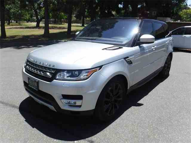 Picture of '16 Range Rover Sport - NMMY