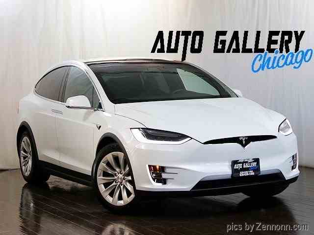 Picture of '17 Model X - NMND