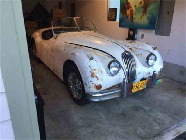 Picture of '56 XK140 - NMNG