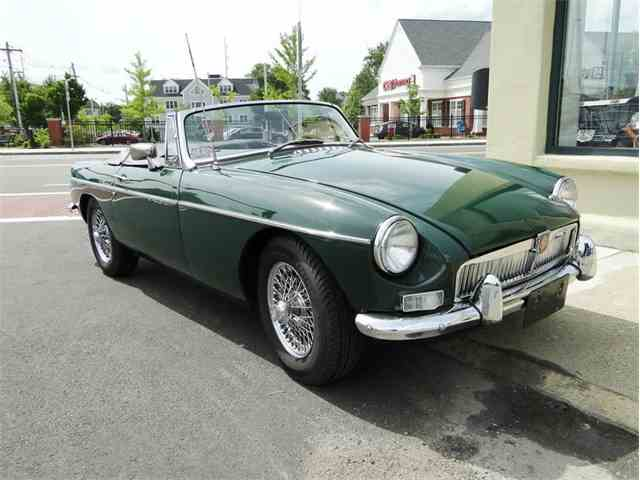 Picture of '66 MG MGB - NMNS