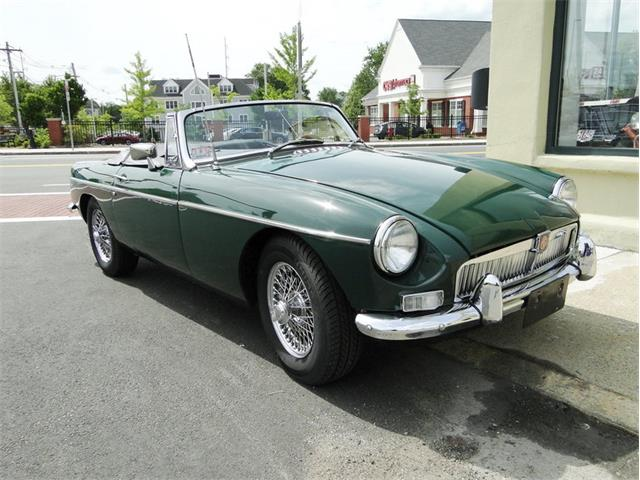 Picture of '66 MGB - NMNS