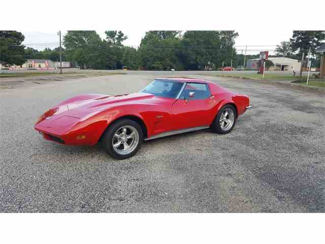 Picture of '73 Chevrolet Corvette located in Punta Gorda Florida Auction Vehicle Offered by  - NMNT