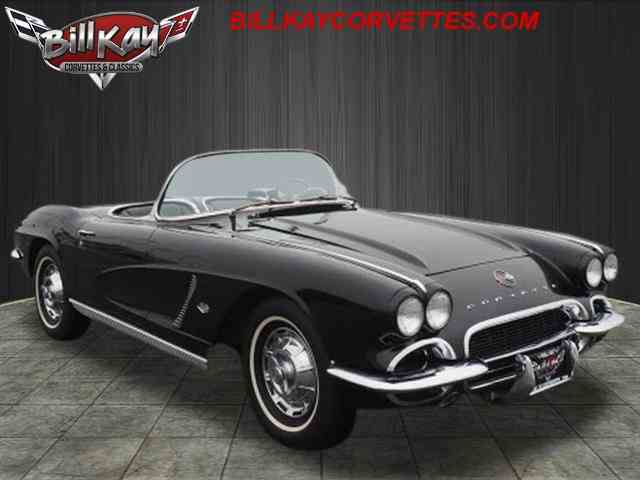 Picture of 1962 Chevrolet Corvette located in Illinois Auction Vehicle - NMNU