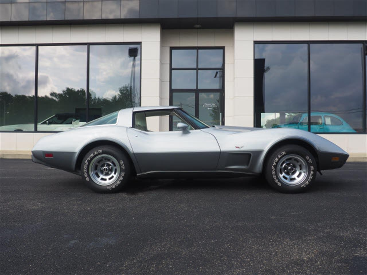 Large Picture of '78 Corvette - $22,999.00 Offered by Nelson Automotive, Ltd. - NMOD