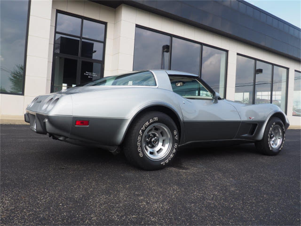 Large Picture of '78 Corvette located in Ohio Offered by Nelson Automotive, Ltd. - NMOD