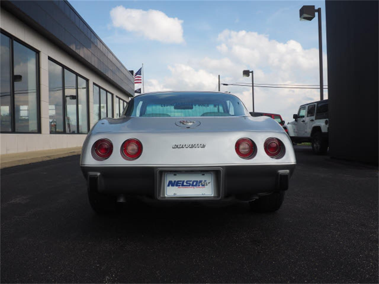 Large Picture of '78 Corvette Offered by Nelson Automotive, Ltd. - NMOD