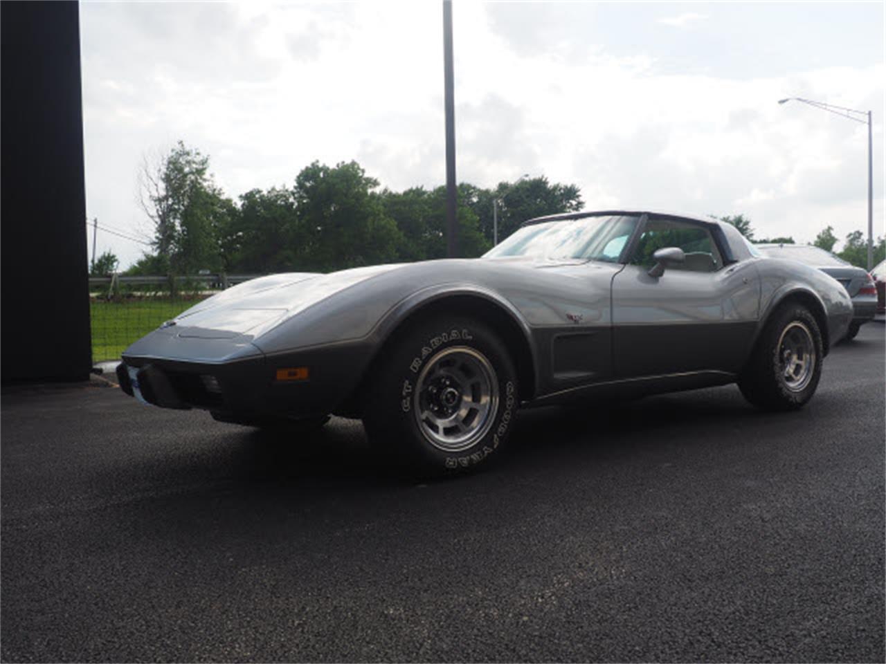 Large Picture of '78 Chevrolet Corvette located in Marysville Ohio - $22,999.00 - NMOD