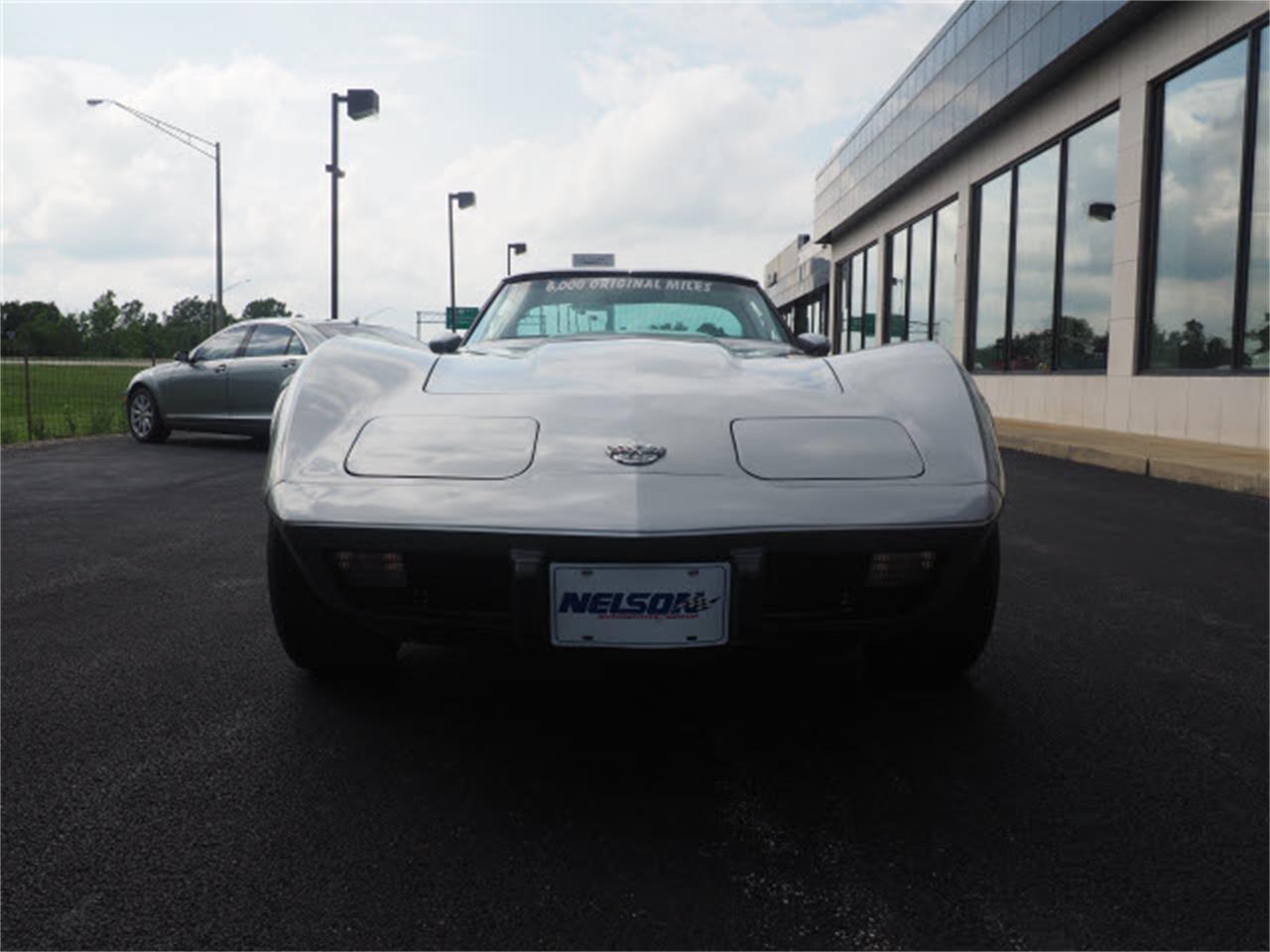 Large Picture of '78 Chevrolet Corvette located in Marysville Ohio - NMOD