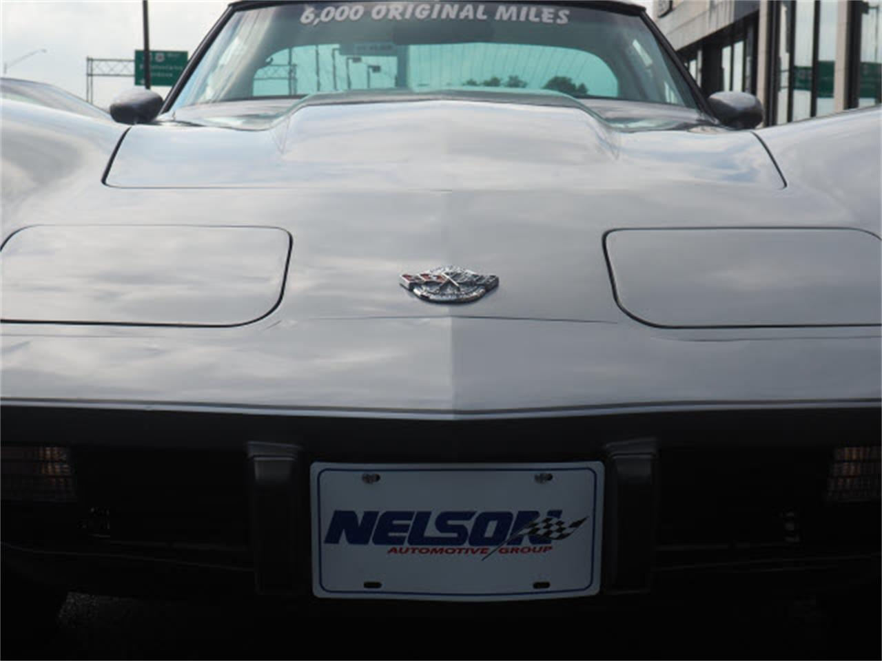 Large Picture of 1978 Chevrolet Corvette located in Marysville Ohio - $22,999.00 - NMOD