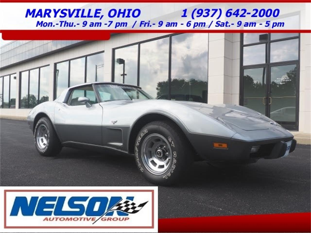 Large Picture of 1978 Corvette - $22,999.00 Offered by Nelson Automotive, Ltd. - NMOD