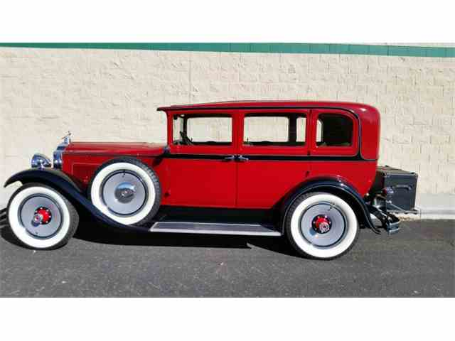 Picture of Classic 1930 Packard 726 Offered by  - NKYG
