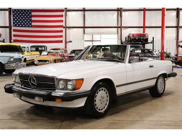 Picture of '88 560SL - NMOG