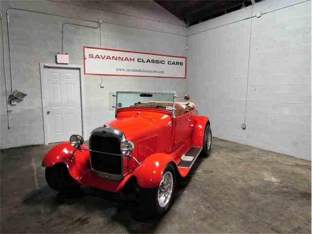 Picture of 1929 Ford Model AA - $14,950.00 Offered by  - NMOH