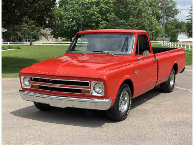 Picture of Classic '67 Chevrolet C10 - $17,980.00 - NMON