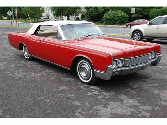 Picture of '67 Continental - NMOQ