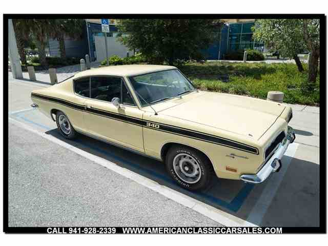 Picture of '69 Barracuda - NMPF