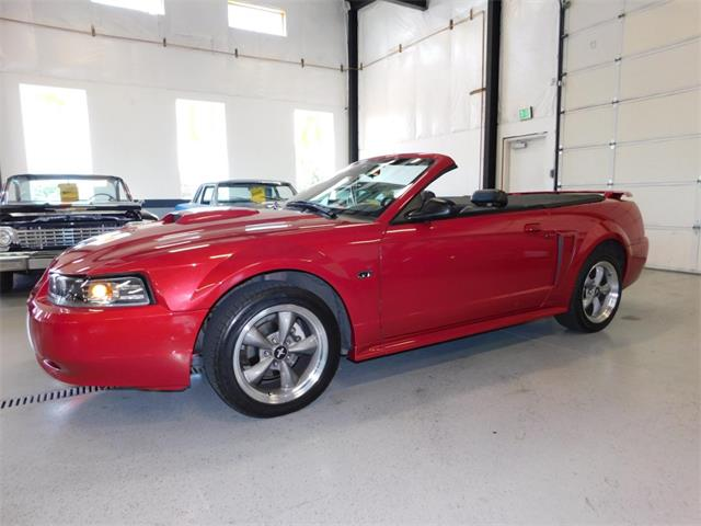 Picture of '01 Mustang - NMPG