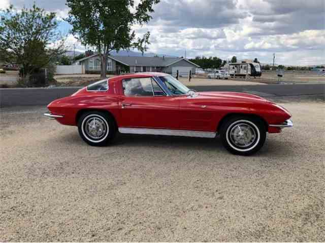 Picture of 1963 Corvette located in Reno Nevada - NKYK