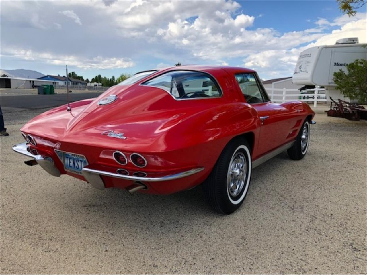 Large Picture of '63 Corvette - NKYK