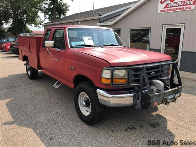 Picture of '97 F250 - NMPM