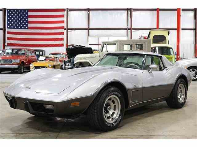 Picture of 1978 Chevrolet Corvette located in Michigan - NMQ5