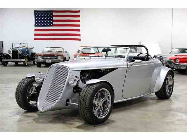 Classic factory five for sale on classiccars 1933 factory five cobra malvernweather Gallery