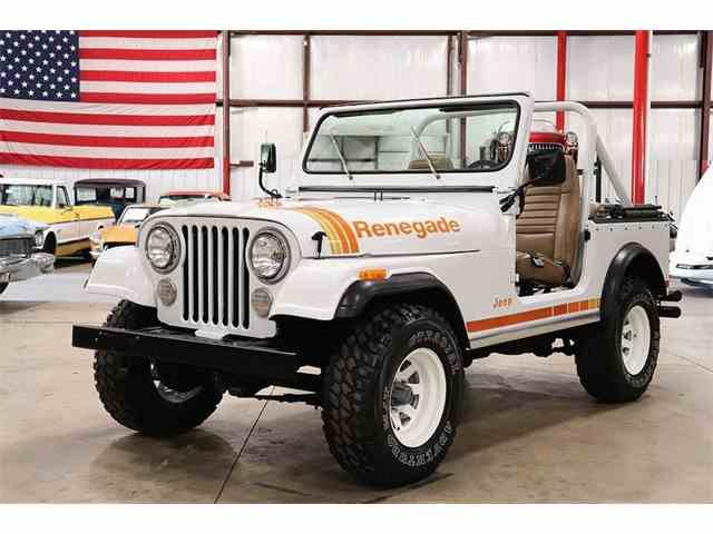 Picture of '80 CJ - NMQC