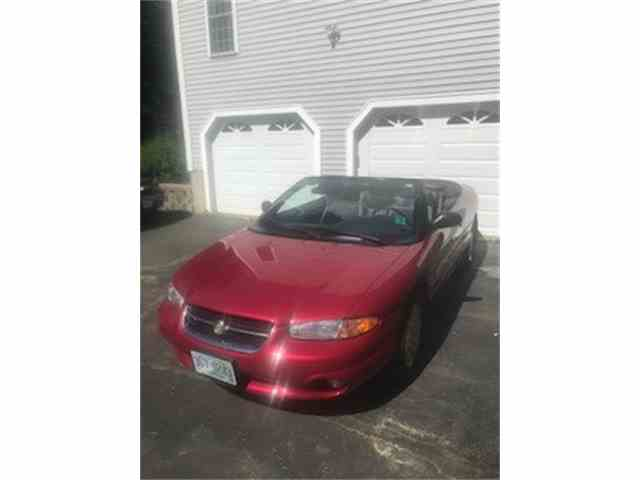 Picture of 1998 Chrysler Sebring located in Londonderry New Hampshire Offered by a Private Seller - NMQD
