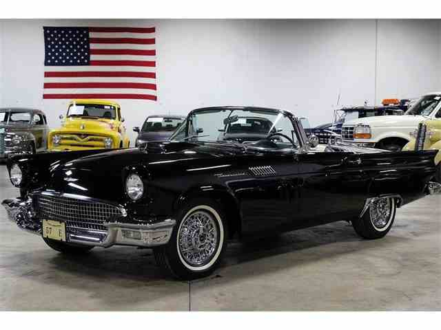 Picture of Classic 1957 Ford Thunderbird located in Michigan - $64,900.00 - NMQE