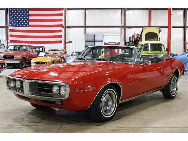 Picture of '67 Firebird - NMQK