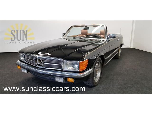 Picture of '84 500SL - NMQQ