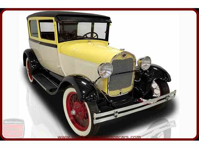 Picture of 1929 Model A located in Indiana - $19,900.00 - NMR4