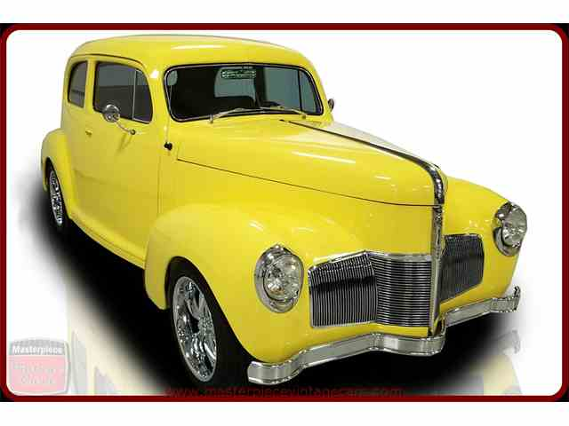 Picture of Classic '39 Studebaker Champion located in Whiteland Indiana - $34,900.00 - NMR5