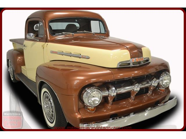 Picture of '51 F100 - NMR9