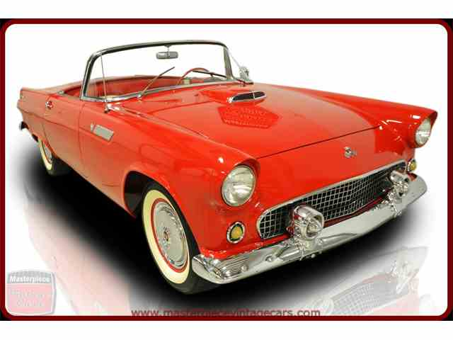 Picture of '55 Thunderbird - NMRF