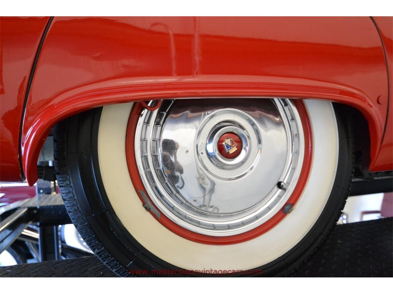 Large Picture of '55 Thunderbird - NMRF