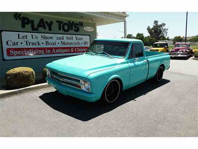 Picture of '67 C10 - NMRP