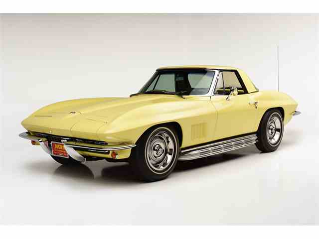 Picture of Classic '67 Chevrolet Corvette - $84,500.00 Offered by  - NMRS