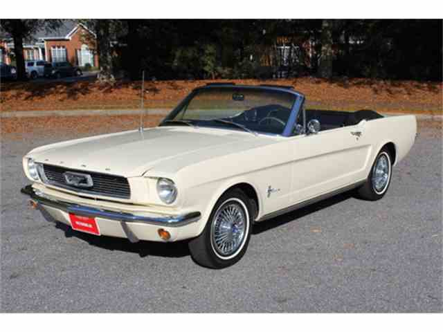Picture of '66 Mustang located in Georgia Auction Vehicle Offered by  - NMS9