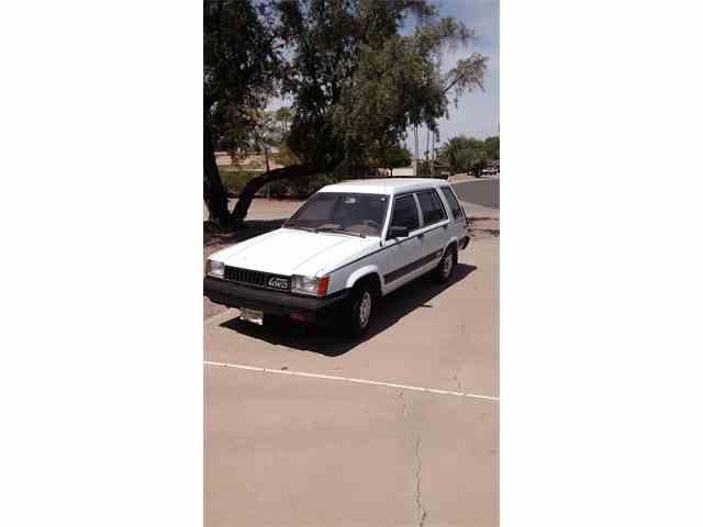 Picture of 1983 Toyota Tercel located in Arizona - $2,000.00 - NKYU